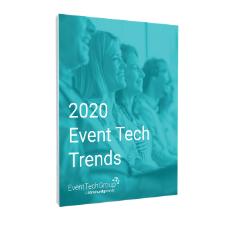 2020 Event Tech Trends eBook - eBook image