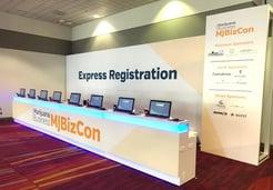 On-Site Registration, Expo Logic