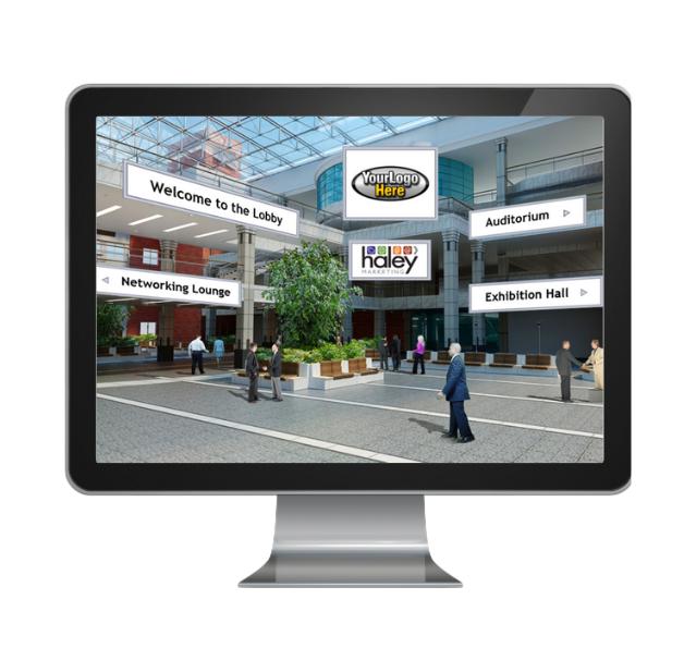 Virtual Conference Lobbies
