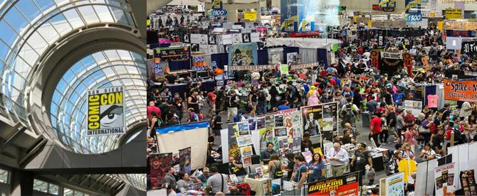 Expo Logic Provides Registration Services for Comic-Con 2017