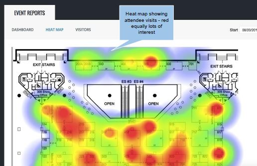Expo-Logic-Heat-Map