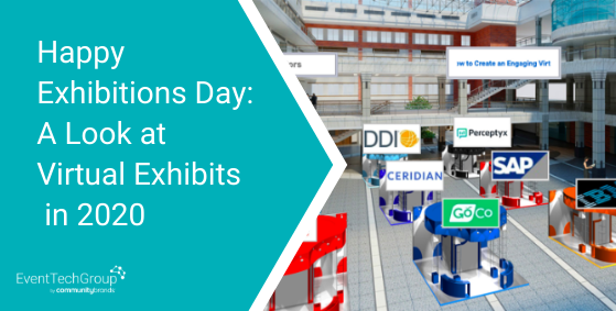 Happy Exhibitions Day: A Look at Virtual Exhibitions in 2020