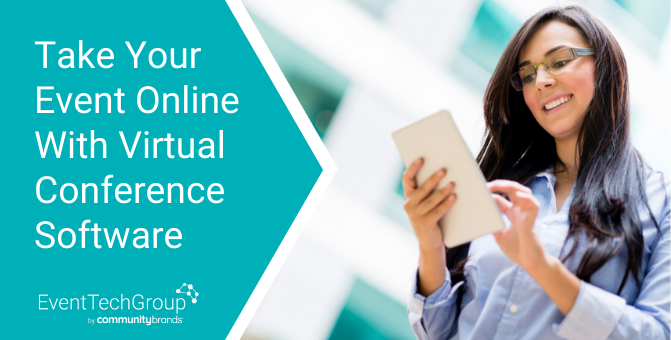 Take Your Event Online With Virtual Conference Software